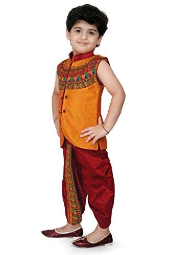 Kute-Kids-Boys-Ethnic-Dhoti-Kurta-Set