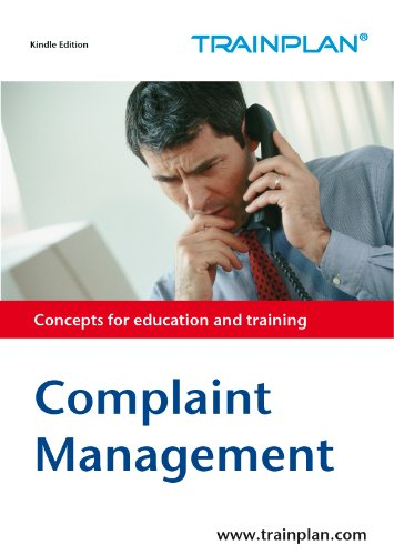 Complaint Management (TRAINPLAN Book 1) (English Edition)