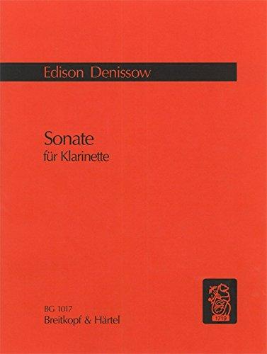 Sonate für Klarinette für Klarinette (BG 1017)