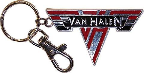 VAN HALEN SHIELD LOGO, Officially Licensed Original Artwork, 3.5