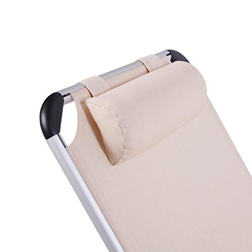 vanage-gartenliege-helena-in-beige-sonnenliege-mit-textilbezug-und-kissen-liegestuhl-ist-klappbar-gartenmoebel-strandliege-aus-aluminium-relaxliege-fuer-den-garten-2