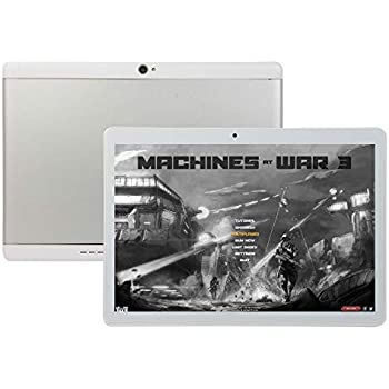 RONSHIN Tableta de 10.1 Pulgadas Android 8.0 4 + 64GB Tablet PC ...