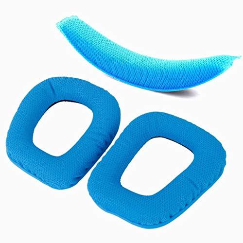 Produktbild Xiton sostituzione orecchio pastiglie archetto Pad Imbottito per G430 G930 Blu.