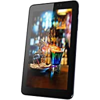 Micromax Canvas Tab P701 Tablet (7 inch, 8GB, Wi-Fi+ 4G with Voice Calling), Grey