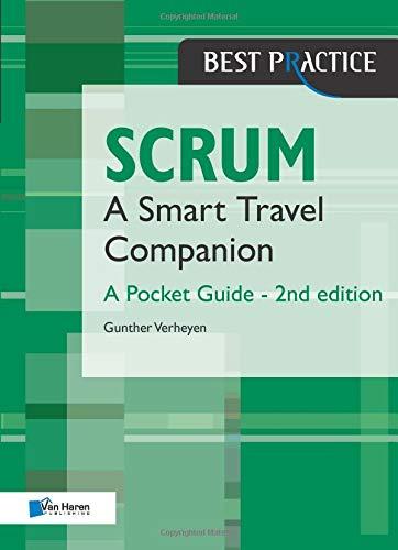 Scrum: A Smart Travel Companion