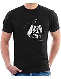 Howard Barlow Official Photography - Neil Young Manchester Palace 1973 Men's T-Shirt