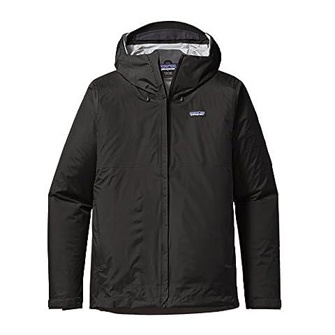 Patagonia Men's Torrent Shell Jacket - Black, Medium