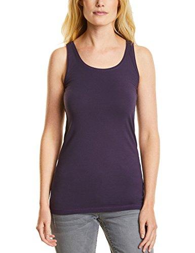 Cecil Damen Top 311655, Violett (Dark Purple 11085), Medium Preisvergleich