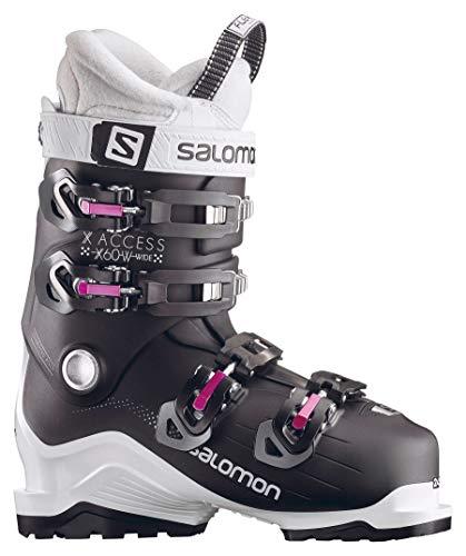 SALOMON Damen Skischuhe X Access 60 W Wide schwarz/Weiss (910) 25,5