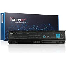 Batterytec® Batteria per Toshiba PA5024U, PA5024U-1BRS,PA5109U-1BRS,PA5023U-1BRS,Toshiba Satellite C850,C855D,C855-S5206,C855-S5214, C870D,C875D. [11.1V 4400mAh 12 mesi di garanzia]