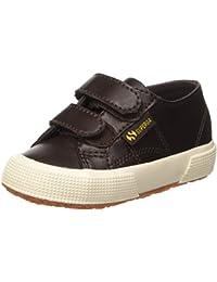 Superga Unisex-Baby 0-24 2750-Microfiberpuvj Schuhe für Neugeborene (1–10 Monate)