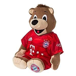 FC Bayern München Maskottchen / Kuscheltier / Plüschtier