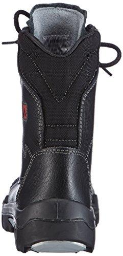 MTS M-Gecko Taurus S3 Flex ÜK HI/CI 16111 Unisex-Erwachsene Sicherheitsstiefel Schwarz (schwarz)