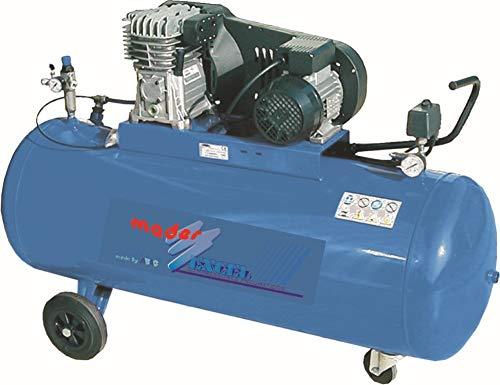 Compresor-Mex-270Lt 4Hp Trifásico