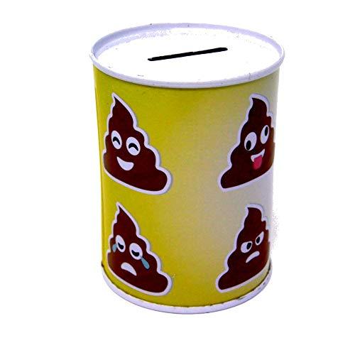 Hucha Metal Smiley XL Emoji Emoticono 1