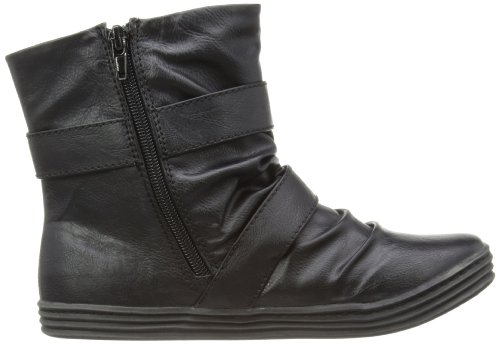 Blowfish Ranuku, Boots femme Noir (Black Old Saddle)