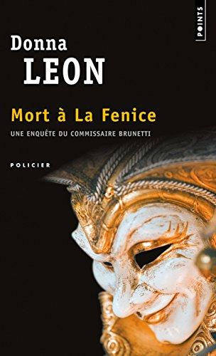 Mort à la Fenice par Donna Leon