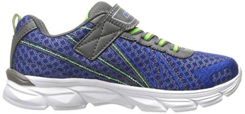 SKECHERS marine 97651L bleu larme gris élastique Chaussures bébé Blu