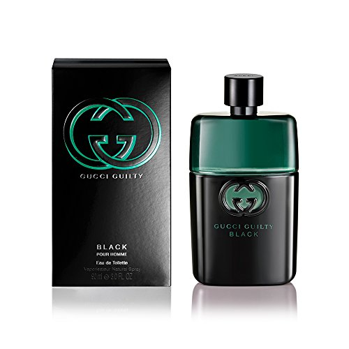 Gucci Guilty Pour Homme Black EDT 90 ml, 1er Pack (1 X 90 ml)