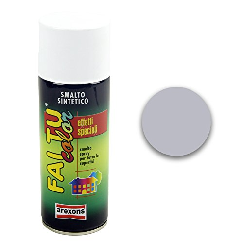 SMALTO Spray SPECCHIANTE CROMO AREXONS