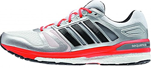 adidas Supernova Sequence Boost, Chaussures de running entrainement homme Blanc