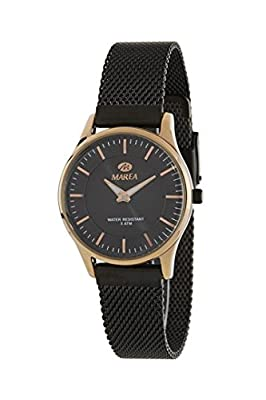 Reloj Marea Mujer B54118/2 Acero Esterilla Negro