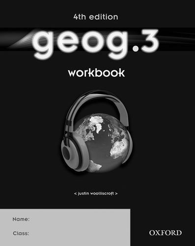 geog.3 Workbook (Geog 4th Edition)