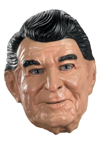 MORRIS COSTUMES, Ronald Reagan MASK