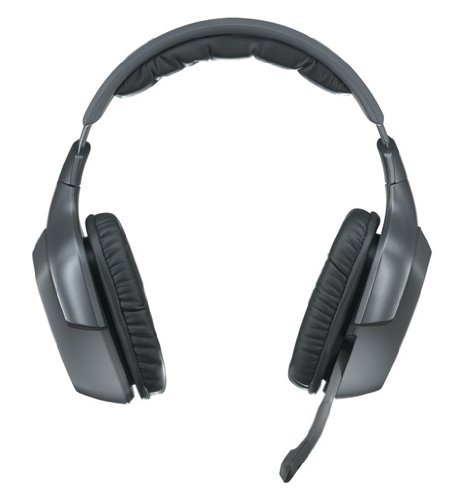 Logitech Wireless Gaming Headset F540