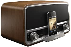 Philips ORD7300/10 Portable Stereo ( Digital Audio Broadcast (DAB), MP3, Apple Docking )