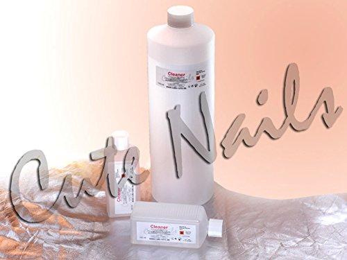 1 L Bouteille plastique vide - 1000 ml pour liquide, Cleaner, etc. - Cute Nails