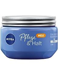NIVEA 4er Pack Haar-Gel, Styling Creme Gel, Starker Halt, 4 x 150 ml Tiegel, Pflege & Halt