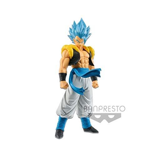 Banpresto- Dragon Ball Super Movie Statue, Idea Regalo, Personaggio, Multicolore, 82983