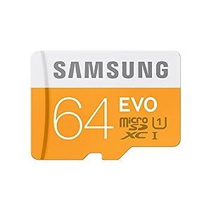 Beste microSDXC-Speicherkarten: Samsung Memory EVO 64 GB