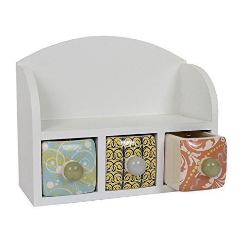 Pequeño Pie Company - 2021358 - Muebles y Decoración - Estantes con cajones