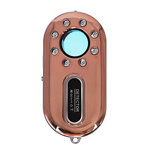 XCUGK Anti-Spy RF-Bug-Signal-Detektor versteckte Kamera Objektiv GSM-Gerät Finder Full-Range Bug Device Finder, Geeignet Für Das Büro Im Hotelrestaurant (Spy Bugs)