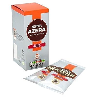 Nescafe Azera Latte 6 Sachet 108g