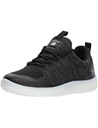Skechers Boys Energy Lights Street Casual Lace Light Up Trainers Shoes