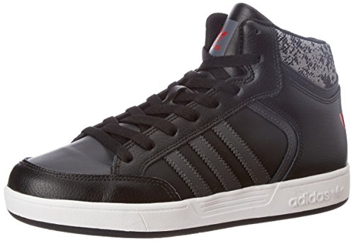 adidas Originals Unisex Varial Mid J Leather Sneakers
