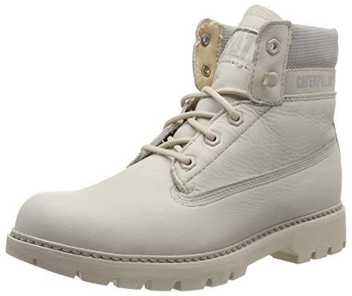 CAT Footwear Damen Lyric Kurzschaft Stiefel, Grau (Peyote 0), 38 EU -