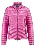 Alba Moda Damen Jacke mit bedrucktem Innenfutter 42