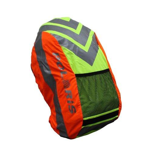 Polaris RBS High Viz Backpack Cover Orange Yellow 2015 – FloYel FloOrg , One Size