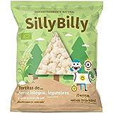 SillyBilly - Snack ecológico - Pack 10 bolsitas - Chips de ...
