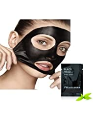 Skin Care Quality Set Kit With 6pcs Blackheads / Black Heads And Acne Removing / Face Pores Deep Cleansing / Purifying Facial Peel Off Masks