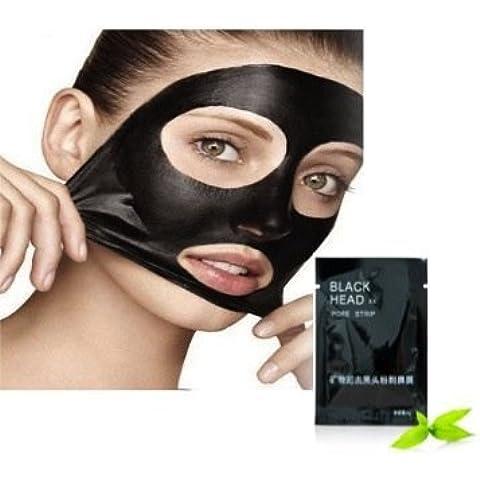 Cuidado de la piel calidad Set Kit con 6pcs Negro Jefes y acné quitar/cara poros limpieza profunda/purificación Peel Off Facial máscaras by VAGA