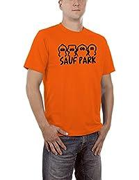T-Shirt S-XXXL Sauf Park Various Colours