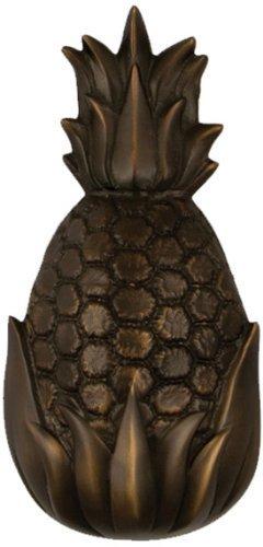 Michael Healy Designs Gastfreundschaft Ananas Türklopfer-geölt Bronze (Premium Größe)