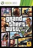 Rockstar Games Grand Theft Auto V, Xbox 360 Xbox 360 videogioco