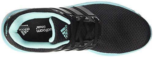 Adidas Ladies Energy Cloud W Scarpe Da Corsa Multicolore (core Black Core Nero E Ne Rgy Aqua F17)