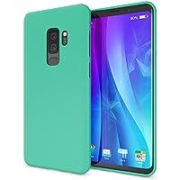 Samsung Galaxy S9 Plus Coque Silicone de NALIA, Ultra-Fine Housse Néon  Protection Cover f4734132c485